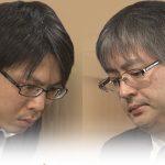 第68回NHK杯3回戦 第3局 ▲横山泰明六段 – △郷田真隆九段