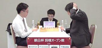 第12回朝日杯将棋オープン戦 1回戦 ▲菅井竜也七段 – △行方尚史八段