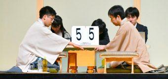 将棋日本シリーズ2019 JTプロ公式戦 一回戦第一局 ▲菅井竜也七段 – △久保利明九段