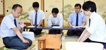 第78期A級順位戦 2回戦 ▲佐藤天彦九段 – △渡辺明三冠