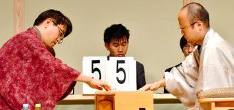 将棋日本シリーズ2019 JTプロ公式戦 二回戦第三局 ▲羽生善治九段 – △渡辺明JT杯覇者