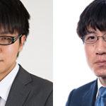 第50期新人王戦決勝三番勝負 第3局 増田康宏六段 – 高野智史四段