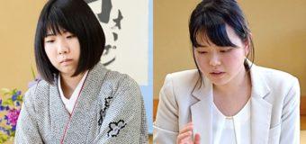 第13期マイナビ女子オープン <西山朋佳女王 − 加藤桃子女流三段>