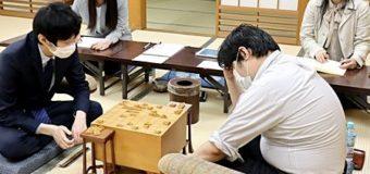 第79期A級順位戦 1回戦 ▲斎藤慎太郎八段 – △糸谷哲郎八段