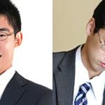 第51期新人王戦 準々決勝 ▲梶浦宏孝六段 – △岡井良樹三段