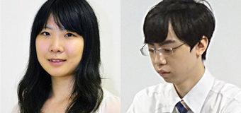 第51期新人王戦 準々決勝 ▲西山朋佳女流三冠 – △齊藤優希三段
