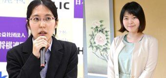 第3期大成建設杯清麗戦 <里見香奈清麗 − 加藤桃子女流三段>